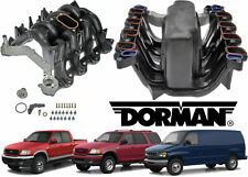 Dorman 615-188 Black Plastic Intake Manifold With Gaskets New Free Shipping USA