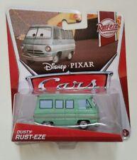 CARS Disney pixar cars 2013 DUSTY RUST-EZE 1/8 rust eze scala 1:55 mattel