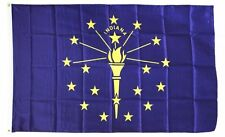 Indiana State Flag 3 x 5 Foot Flag - New 3x5 Indoor Or Outdoor