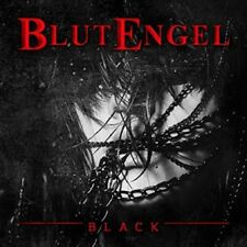 BLUTENGEL - BLACK   CD NEUF