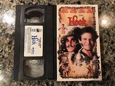 Hook Vhs. 1991 Adventure Fantasy. Julia Roberts Dustin Hoffman