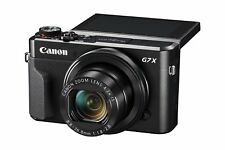 CANON POWERSHOT G7 X MARK II G7X MARK 2 DIGITAL CAMERA 20MP Wi-Fi NFC - UK