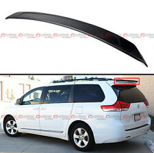 MP STYLE ADD-ON REAR ROOF SPORT SPOILER WING FOR 2011-2017 TOYOTA SIENNA LE SE