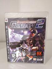 Dynasty Warriors Gundam 2 due  PS3 Playstation 3 ITALIANO NUOVO SIGILLATO SONY