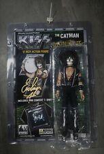KISS Monster 12 Inch Action Figure Series 4 Eric Singer Catman