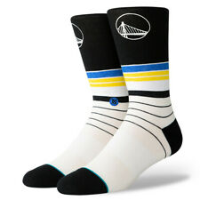 Stephen Curry Large Golden State Warriors NBA Drive Crew Socks 1 Pair