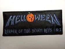 HELLOWEEN     EMBROIDERED  PATCH
