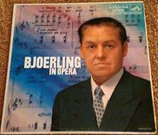 BJOERLING In Opera, RCA Victor Red Seal LM-2269, Borodin, Puccini, Verdi, etc.