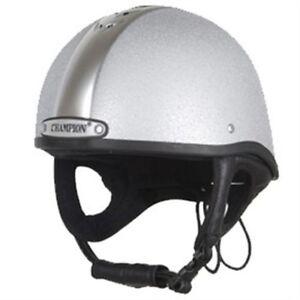 Champion Ventair Deluxe PAS015.2011 Jockey Skull Riding Hat / Helmet Kitemark