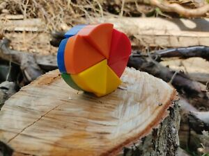 Ultra Rare Vintage Rubik's Cheese - Rubik Sajt twisty puzzle