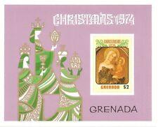 Grenadian Sheets Postal Stamps
