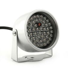 48 LED Illuminator lights IR CCTV Infrared Night Security Camera Led safe Room