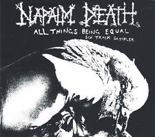 CD • NAPALM DEATH • 2020 • ALL THINGS BEING EQUAL • (German Legacy Exclusive)