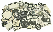 The Art Of Life Collectables Collection Scrapbooking 50 Die Cuts Kaisercraft NEW
