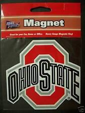 OHIO STATE BUCKEYES OSU CAR, AUTO, SUV, Refrigerator Magnet - NEW! NICE! L@@K!