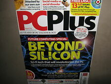 PC PLUS Issue 313 October 2011 FREE 13 Full Issues 294-306 on DISC in PDF NEW
