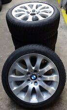 4 BMW Winterräder Styling 159 3er E90 E91 E92 BMW 225/45 R17 91H M+S Goodyear