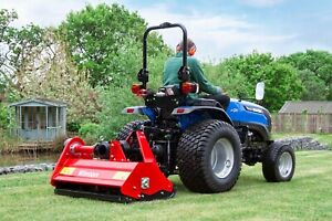 WFL105 - Winton Heavy Duty Flail Mower - 1.05m Wide - For Compact Tractors