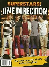 Magazine - Superstars!  One Direction - Harry Style - Zayn Malik - Liam  Niall