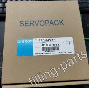 New In Box Omron R7D-AP04H Servo Drive