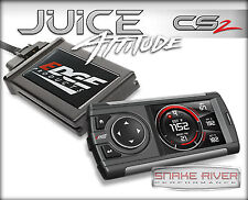 EDGE TUNER CS 2 JUICE WITH ATTITUDE FOR 01-02 DODGE RAM 5.9L CUMMINS DIESEL