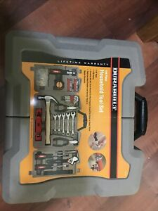 DuraBuilt 144 Piece Household Handyman Tool Kit Set TGT-A9