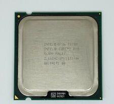 Original Intel core 2 duo CPU E8200 escritorio procesador 2,66 GHz 6 M 1333 MHz