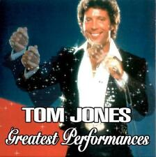 TOM JONES - Greatest Performances [Live](1997) USA 2-CD Limited Edition MINT