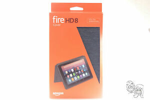 Amazon AFCG8 Tablet Case for Amazon Fire HD 8 7th Generation - Black