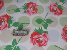 Cath Kidston FQ 50cm square trailing rose sprig pink lightweight cotton new