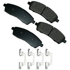 Disc Brake Pad Set-ProACT Ultra Premium Ceramic Pads Rear Akebono ACT757