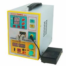 Sunkko 788s Battery Spot Welder For 1865014500 Lithium Battery 28kw 110v