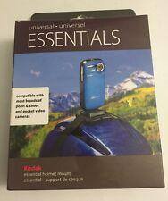Kodak Essential Helmet Mount Universal Camera New NIP