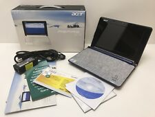 Netbook Acer Aspire One Pc Portatile ssd 16Gb Wifi SIM Windows Xp Home edition