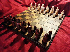 Isle of Lewis Chessmen (FULL SIZE REPRODUTION) (On Sale) was 185.00