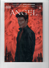 ANGEL #0 - Grade NM - 1 per store Thank You variant!