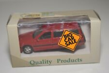 A8 1:43 AUTO PILEN DOORKEY AHC VOLVO 850 ESTATE STATION WAGON RED MIB