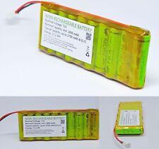 Paquete Batería para control de persinas idéntica ZU roto ZEL 12v 2600mah GP