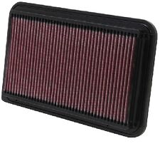 K&N 33-2260 Replacement Panel Air Filter for Camry/Highlander/Sienna/Solara