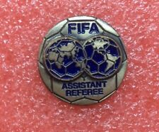 Pins ASSISTANT REFEREE OFFICIAL FIFA PIN 1982 WORLD CUP Soccer Foot Football