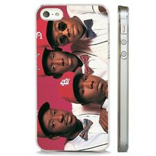Boyz II Men RnB Music Group CLEAR PHONE CASE COVER fits iPHONE 5 6 7 8 X