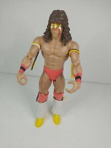 Ultimate Warrior WWE Mattel Basic Series Figure Loose