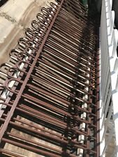 Tubular Loop Top Steel Fence Panels