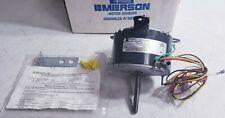 Emerson Condenser Fan Motor Model K55HXJDR-2614 HP 1/5  VOLT 115 HZ 60 AMP 2.5