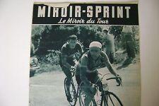 miroir sprint numéro spécial Tour de France 1954
