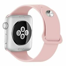 Smart Watch Band 38mm, Jihibo NEW Flexible Silicone watch band for Apple Watch 3