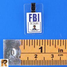 X Files Mulder - FBI ID Tag #2 - 1/6 Scale - Threezero Action Figures