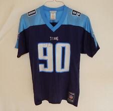 Jevon Kearse Tennessee Titans NFL Football Jersey Reebok Size YOUTH LARGE fb08d0149