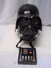 2004 STAR WARS Darth Vader Helmet Mask With Sound Effects Halloween Costume 7344