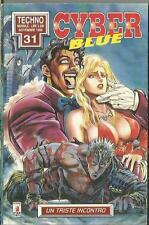 CYBER BLUE n° 6 (Star Comics, 1996)